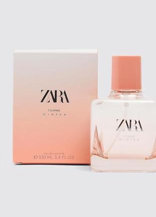 Zara femme winter
