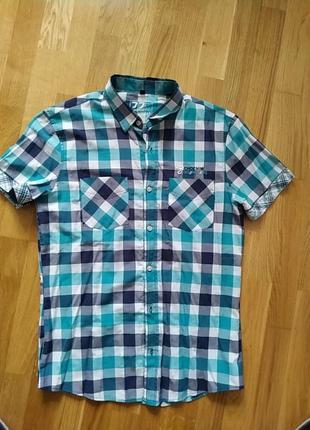 Рубашка на коротг рукав чоловіча