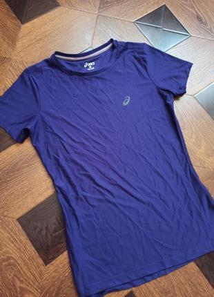 Женская спортивная футболка asics