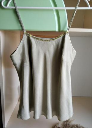 Нежный топ - блуза