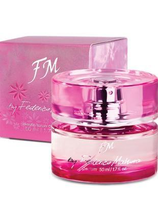Туалетная вода fm luxury collection parfum 50 ml 289
