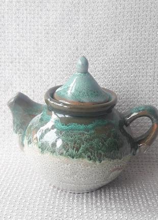 Чайник керамика конец хх века ссср
