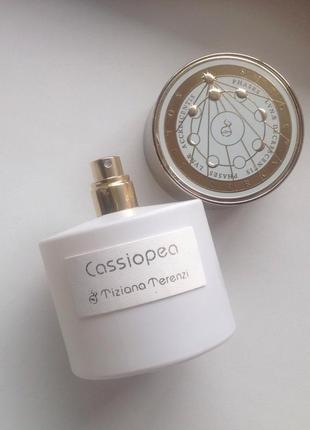 Cassiopea tiziana terenzi 5 ml extrait de parfum 🌟🌟🌟