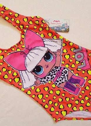 Яркие, модные стильные купальники для девочек от 2 до 12 лет