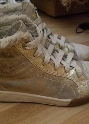 Зимние кроссовки reebok