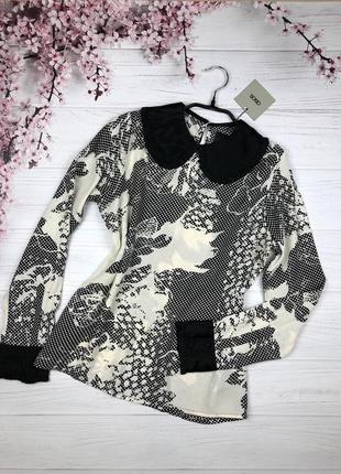 Стильная блуза с воротником бренда  asos (999)