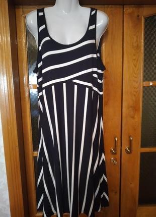 Платье новое натуральное  50-52 размера
