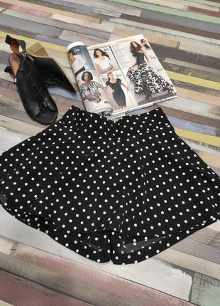 Стильные шорты юбка berrita
