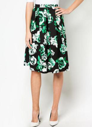 Снизила цену красивая юбка солнце клеш