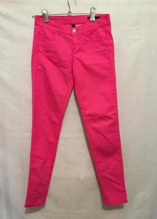 Женские летние брюки штаны / жіночі рожеві штани літо