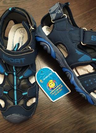 Скидка последние размеры босоножки сандали для мальчика