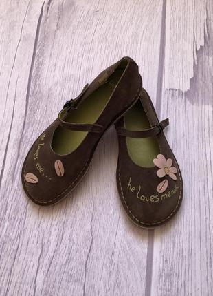 Туфли для девочки camper