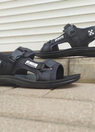 Хит продаж! сандалии в стиле of-whіtе