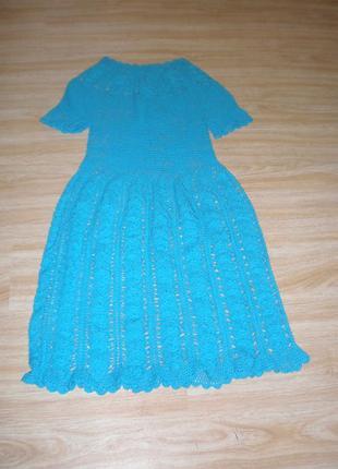 Платье вязаное суперовое!