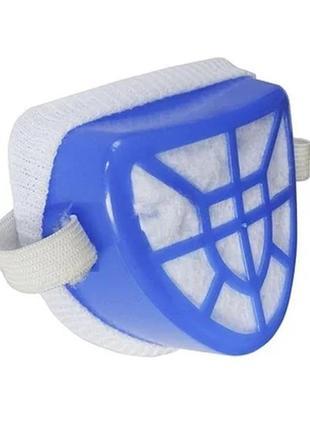 Респиратор для защиты от пыли и бактерий. респиратор защитный werk (20007) маска для лица