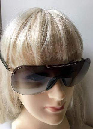 Очки calvin klein. италия. модель маска. футляр.
