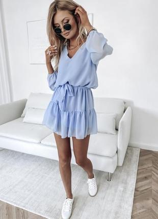 Нежное платье 🌸