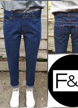 Sale! идеальные укороченные джинсы f&f