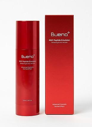 Регенерирующая эмульсия bueno peptide emulsion 100 мл