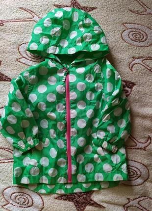 Класна курточка-дощовик