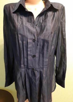 Рубашка из натуральных тканей