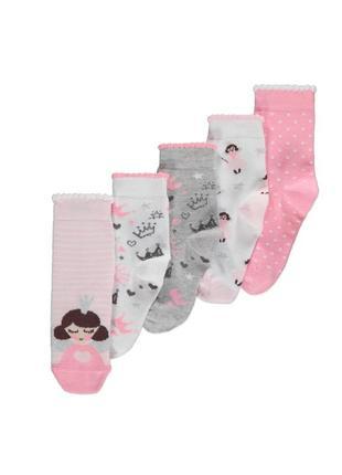 Комплект носков для девочки джордж