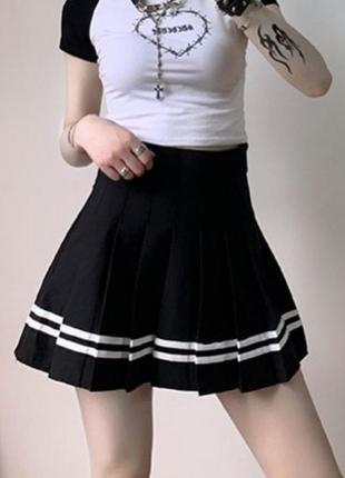 Юбка с шортами аниме