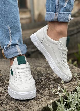 Слипоны на шнуровку