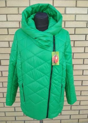 Куртка гала зеленая