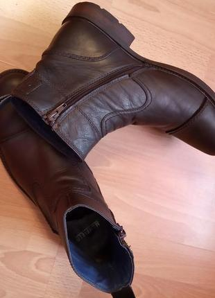 Англия, роскошные, добротные,красивенные,кожаные ботинки, полуботинки,полусапоги, сапожки