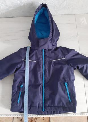 Дитячі лижні куртки poco piano 86/92