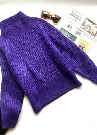 🌿 стильный свитер в крупной вязке < кукурузка>