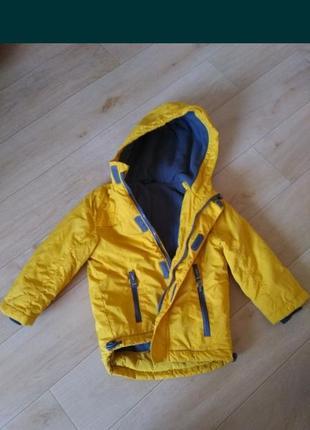 Демі куртка-парка1 фото