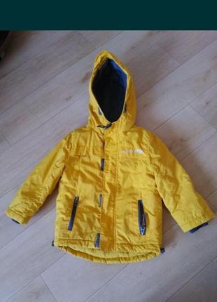 Демі куртка-парка2 фото