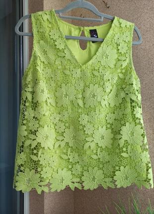 Красивейшая нарядная яркая летняя блуза