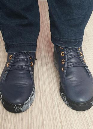 Ботиночки, натуральная мягенькая кожа