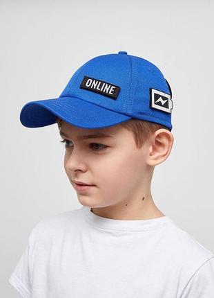 Универсальная, однотонная летняя кепка. очень крутая