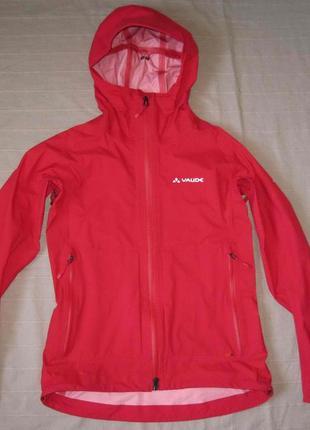 Vaude ceplex active (s/36) мембранная куртка штормовка женская