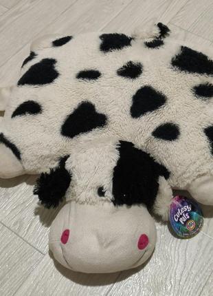 Новая подушка игрушка коровка 🐞