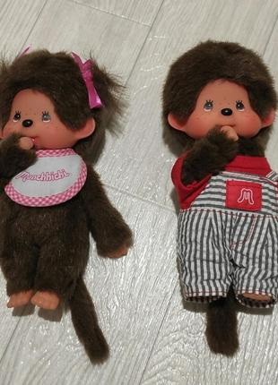 Коллекционые обезьянки monchhichi original