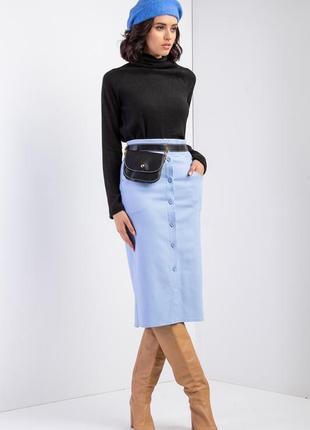 Коттоновая юбка миди на пуговицах garne.  украина. для тех, кто ценит качество.