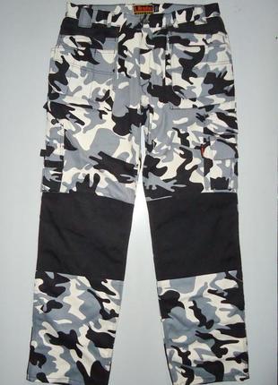 Спецодежда рабочие штаны брюки l.brador workwear 34