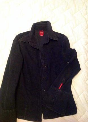 Рубашка микро вельвет miss sixty l-xl