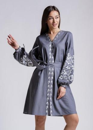Вышиванка платье с вышивкой вишита сукня наложенный платеж
