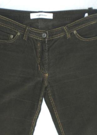 Стильные вельветовые  джинсы vero moda р.50-52 бедра 125