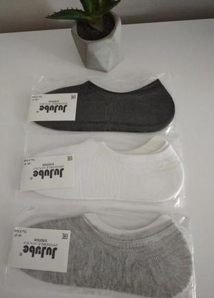 Чоловічі носки-сліди