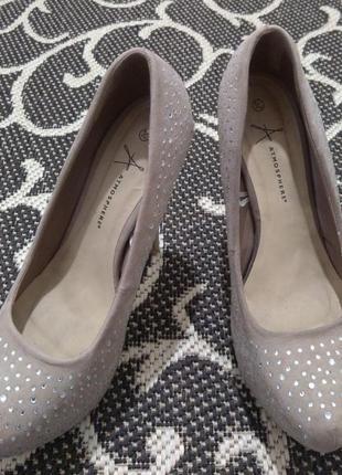 Фирменные женские туфли atmosphere
