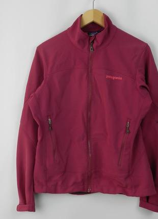 Patagonia софтшел куртка, м