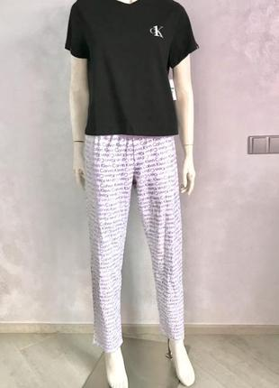 Домашний комплект, пижама calvin klein р 44,44-46 , оригинал