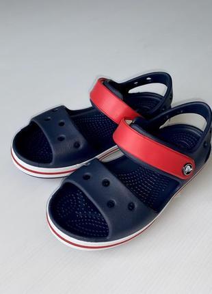 Детские сандали crocband ™ от crocs оригинал!